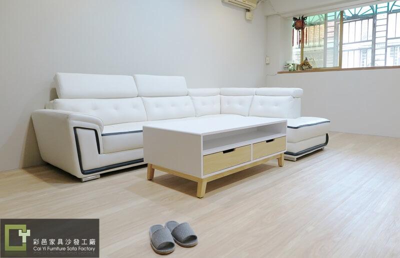 康堤亞L型沙發2